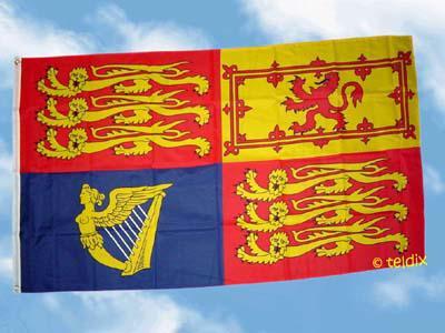 Flagge Fahne UNITED KINGDOM ROYAL 150 x 90 cm