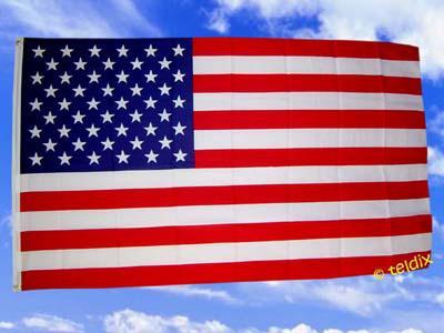 Flagge Fahne AMERIKA USA 150 x 90 cm