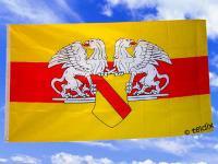 Flagge Fahne BADEN GROSSHERZOGTHUM 150 x 90 cm