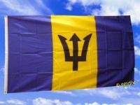 Flagge Fahne BARBADOS 150 x 90 cm