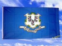 Flagge Fahne CONNECTICUT 150 x 90 cm
