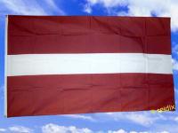 Flagge Fahne LETTLAND 150 x 90 cm
