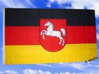 Flagge Fahne NIEDERSACHSEN 150 x 90 cm