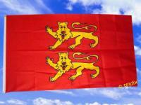 Flagge Fahne NORMANDIE 150 x 90 cm