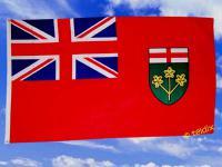 Flagge Fahne ONTARIO 150 x 90 cm