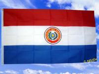 Flagge Fahne PARAGUAY 150 x 90 cm
