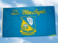 Flagge Fahne US NAVY BLUE ANGELS 150 x 90 cm