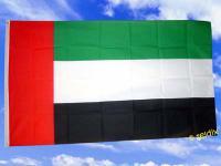 Flagge Fahne VEREINIGTE ARABISCHE EMIRATE 150x90cm