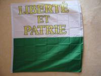 Flagge Fahne WAADT 120 x 120 cm