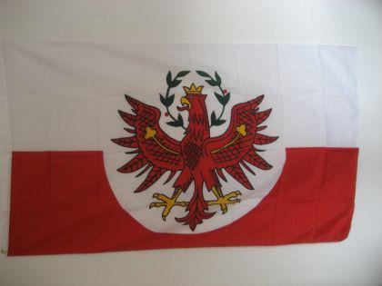 Flagge Fahne TIROL MIT WAPPEN 150 x 90 cm