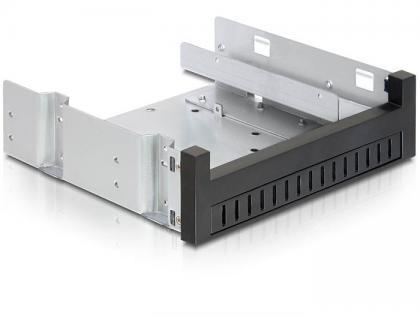 Einbausatz 5, 25' an Slim-LW+3, 5', oder 2, 5' HDD, Delock® [47200]