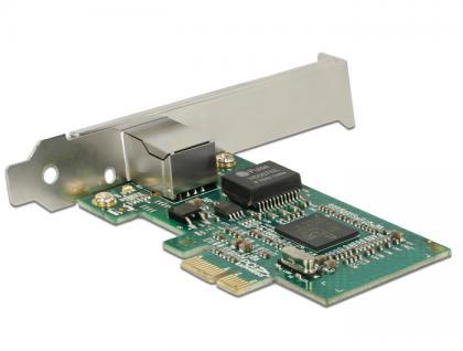 PCI Express Karte an 1x Gigabit LAN, Delock® [89572]