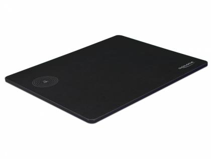 USB Mauspad mit kabelloser Ladefunktion, Delock® [12595]