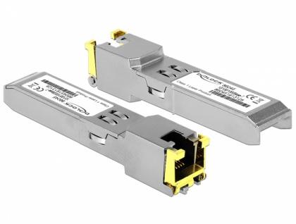 SFP Modul 10/100/1000Base-T RJ45, Delock® [86045]