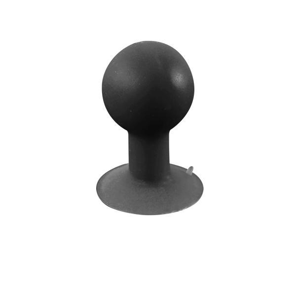 iStand Saugnapf für Smartphones, MP3-Player uvm., schwarz, Logilink® [AA0024]