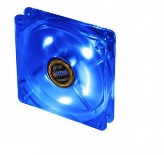 Lüfter, Green Vision, 120x120x25mm, blau, Titan® [TFD-12025GT12Z/LD2/V2(RB)]