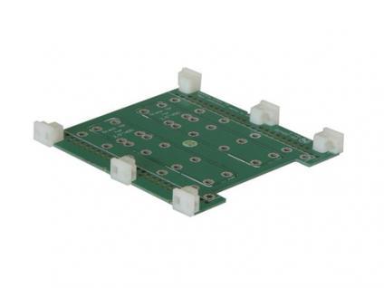 Einbausatz 3, 5' für 2 x 2, 5' S-ATA Festplatten, inkl Anschlusskabel - Vorschau