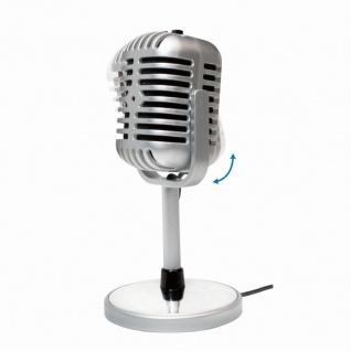 Mikrofon im Retro Style, LogiLink® [HS0036]
