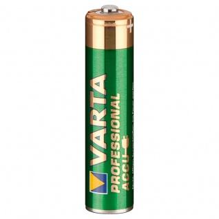 Akku Ni-MH Mikro (AAA) 1, 2V 1000mA, 4er Pack in Blister, Varta®