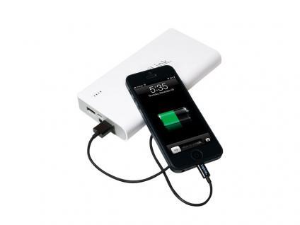 Mobiler Zusatzakku, 20.000 mAh, 2x USB-Port, LogiLink® [PA0086B]