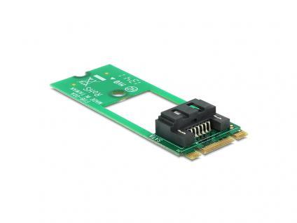 Adapter M.2 NGFF an SATA 7 Pin, Delock® [62517]
