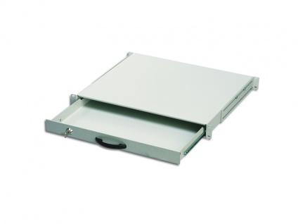 Digitus® Tastatureinschub für DIGITUS Netzwerk- und Serverschränke [DN-19 KEY-1U]