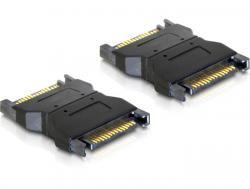 Adapter, SATA Power 15pin Stecker an Stecker, Delock® [65043]