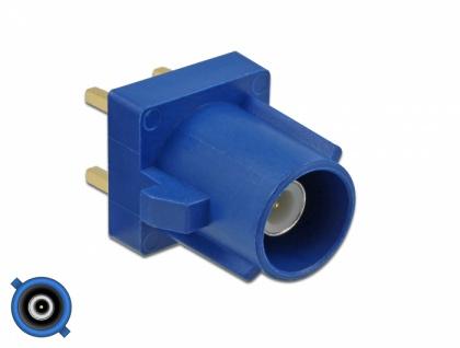 FAKRA C Stecker PCB, Delock® [89729]