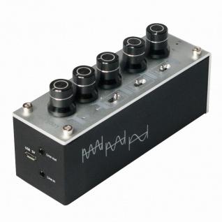 Tragbare Tri-Tone-Equalizer-Steuerung und Kopfhörer-Verstärker, LogiLink® [UA0273]