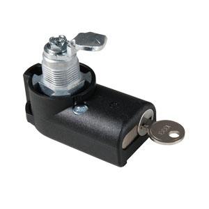 Kompaktschwenkhebel für Profilhalbzylinder