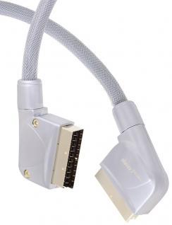 Shiverpeaks® High End Scart-Anschlußkabel, 2, 5m