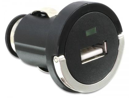 Ladeadapter DC > 1x USB A 1, 2A, Navilock® [61663]