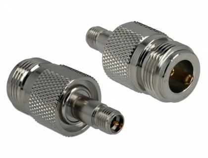Adapter N Buchse an RP 3, 5 Buchse, Delock® [89904]