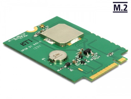 NL-730 u-blox 7 USB M.2 NGFF GPS und GLONASS Engine Modul , Navilock® [60431]