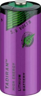 Lithium-Thionylchlorid Batterie, 2/3 AA (Mignon), ER14335, 3, 6V, 1500mAh, Tadiran® [SL-761/S]