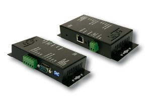 Ethernet zu 1 x Seriell RS-422/485, Surge Protection & Isolation, Exsys® [EX-6051IS]
