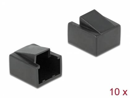 Staubschutz für RJ45 Stecker 10 Stück, Delock® [86470]