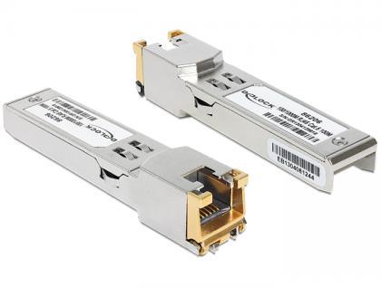 Transceiver 1000Base-T RJ45 SFP Modul, Delock® [86206]