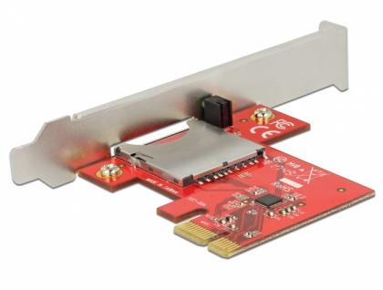 PCI Express Karte > 1 x extern SDXC Slot, Delock® [91743]