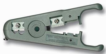 Abisolierwerkzeug für Verlege- und Patchkabel - Vorschau