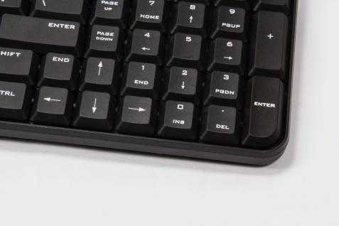 2, 4 GHz Funk Tastatur und Maus Set, LogiLink® [ID0119]