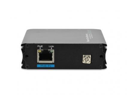 Fast Ethernet PoE+ Verstärker mit 1-port 10/100Mbps Eingang und 2-port 10/100Mbps Ausgang, Digitus® [DN-95122]
