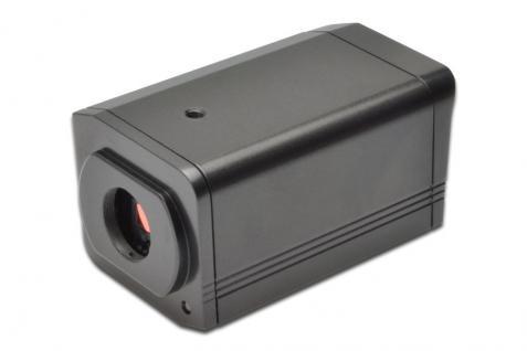 Network Box Camera Advanced 2MP WDR, Full HD, Digitus® [DN-16080]