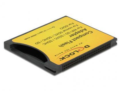 Adapter CF I für SDHC, Delock® [62637]
