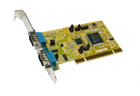 2S PCI Serielle RS-422/485 Karte, Exsys® [EX-42062]