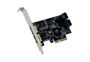 PCI-Express S-ATA II Controller, 4+2 Port, Exsys® [EX-3505]