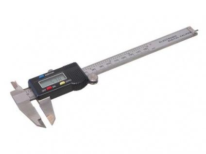 Digitaler Messschieber mit LCD-Display