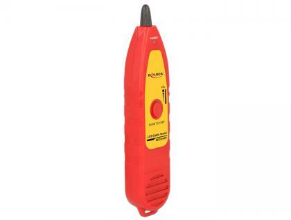 Kabelfinder für Kabeltester DE-5129 (86108), Delock® [86109]