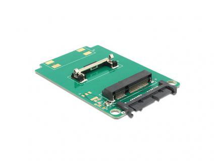 Konverter Micro SATA 16 Pin an mSATA half size, Delock® [62519]