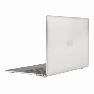 Hartschalen Schutzhülle für das MacBook 12', Transparent, LogiLink® [M12CL]